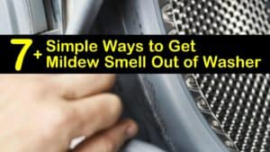 How to Get Mildew Smell Out of Washer titleimg1