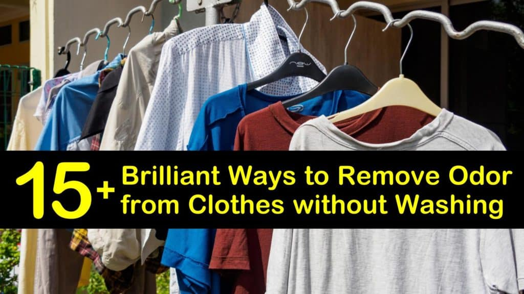 How to Remove Odor from Clothes without Washing titleimg1