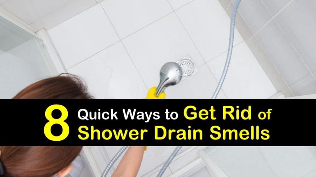 Shower Drain Smells titleimg1