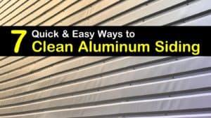 How to Clean Aluminum Siding titleimg1