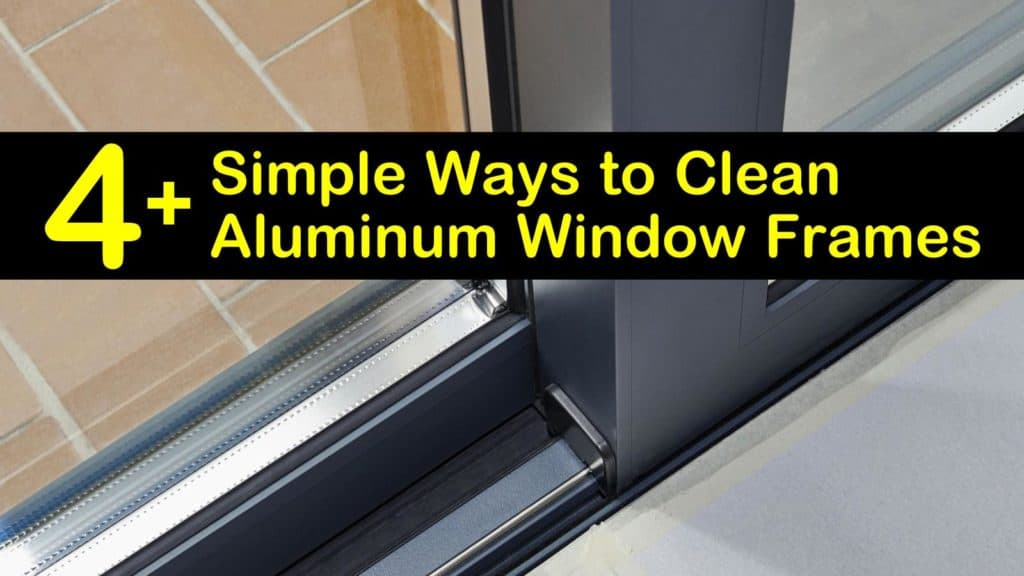 How to Clean Aluminum Window Frames titleimg1