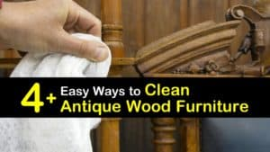 How to Clean Antique Wood Furniture titleimg1