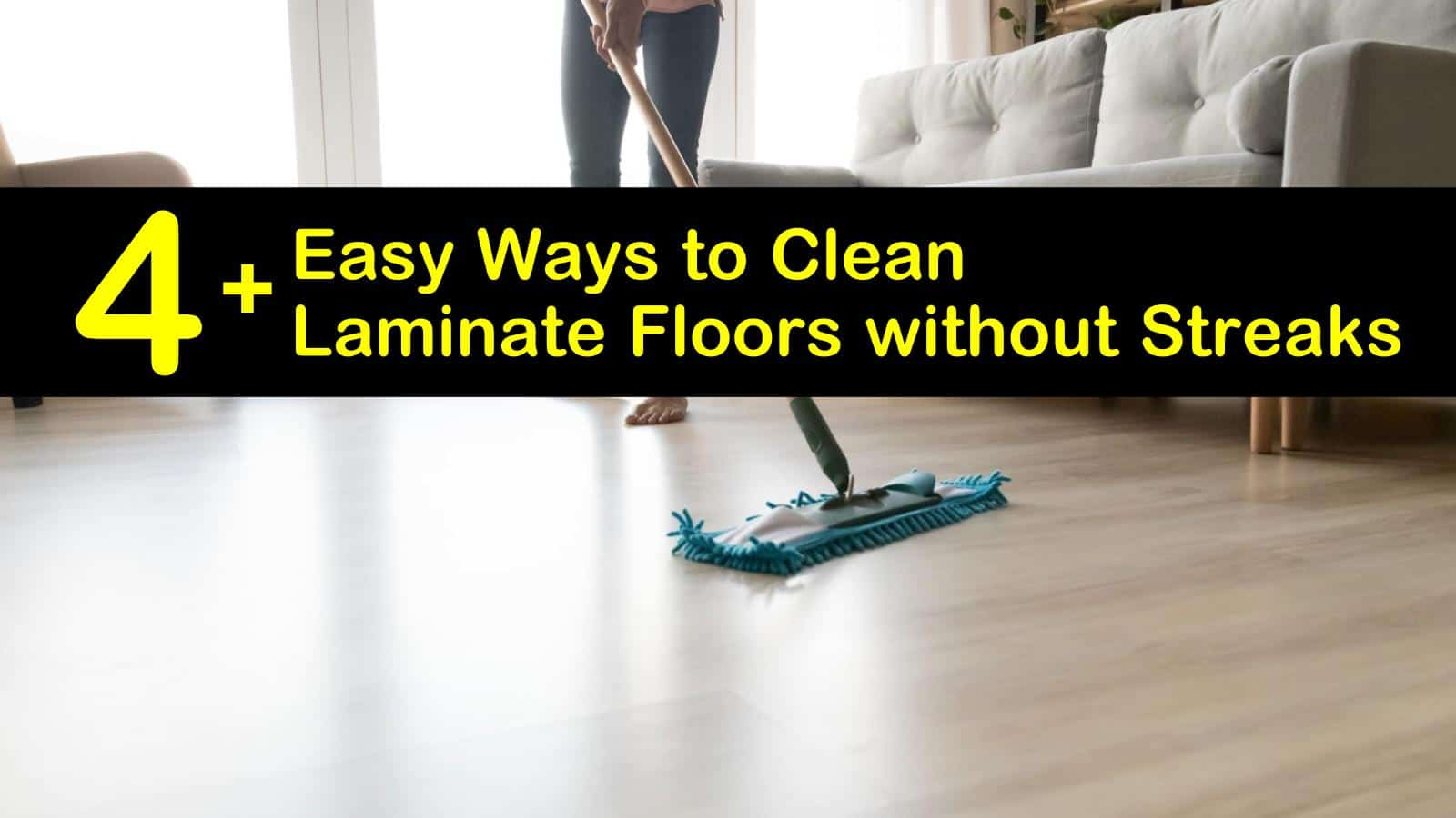 4 Easy Ways To Clean Laminate Floors Without Streaks