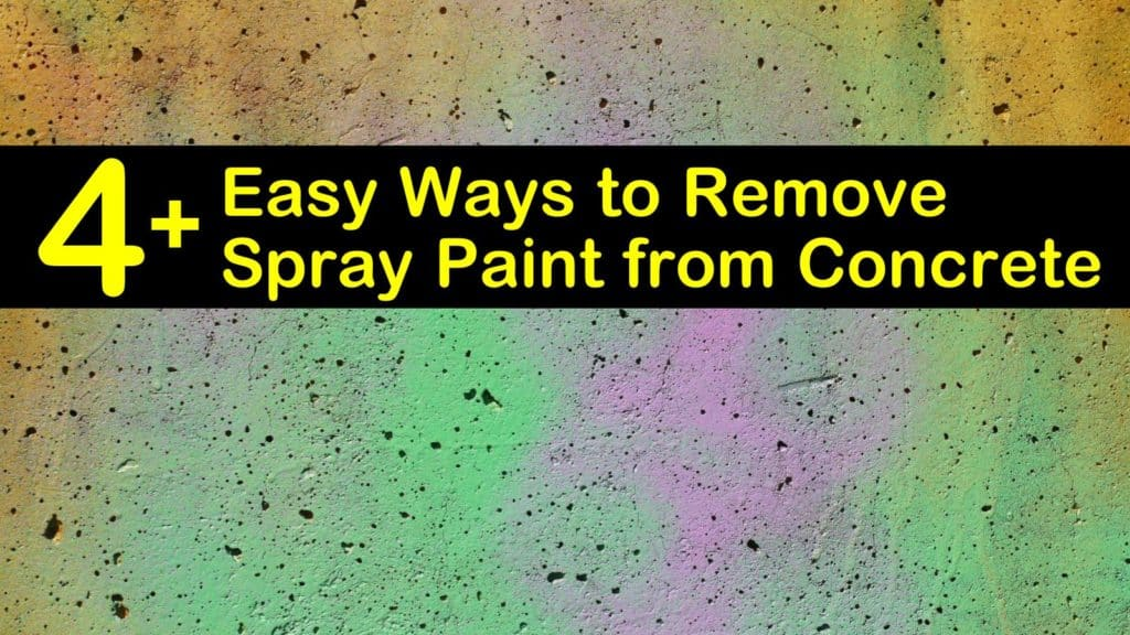 How to Remove Spray Paint from Concrete titleimg1