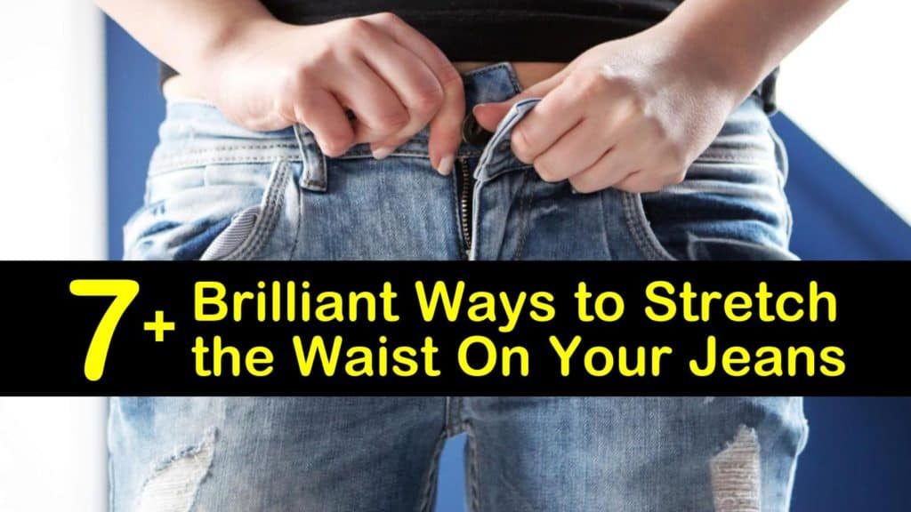 How to Stretch the Waist on Jeans titleimg1