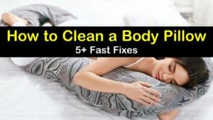 How to Wash a Body Pillow titleimg1