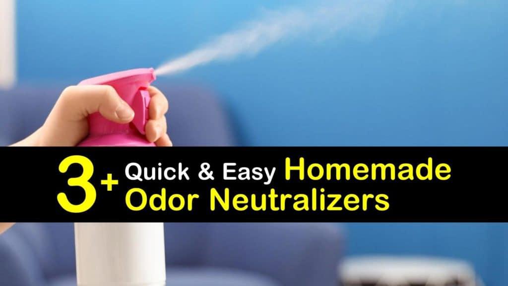 Homemade Odor Neutralizer titleimg1