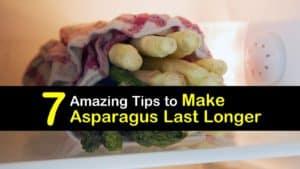 How Long Does Asparagus Last? titleimg1
