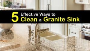 How to Clean a Granite Sink titleimg1