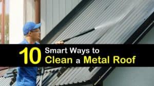 How to Clean a Metal Roof titleimg1