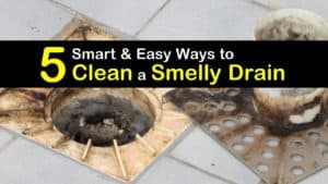 How to Clean a Smelly Drain titleimg1