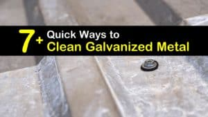 How to Clean Galvanized Metal titleimg1