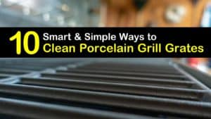 How to Clean Porcelain Grill Grates titleimg1