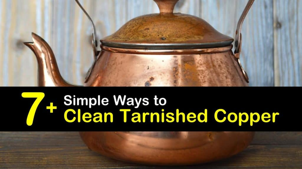 How to Clean Tarnished Copper titleimg1