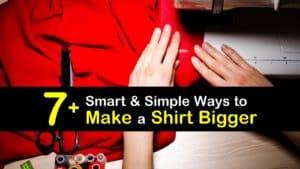 How to Make a Shirt Bigger titleimg1