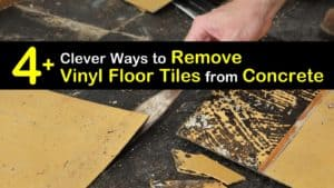How to Remove Vinyl Floor Tiles from Concrete titleimg1