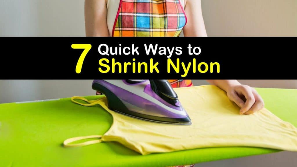 How to Shrink Nylon titleimg1