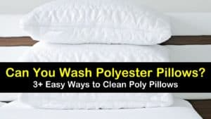 How to Wash Polyester Pillows titleimg1