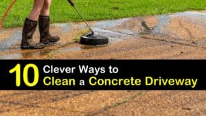 How to Clean a Concrete Driveway titleimg1