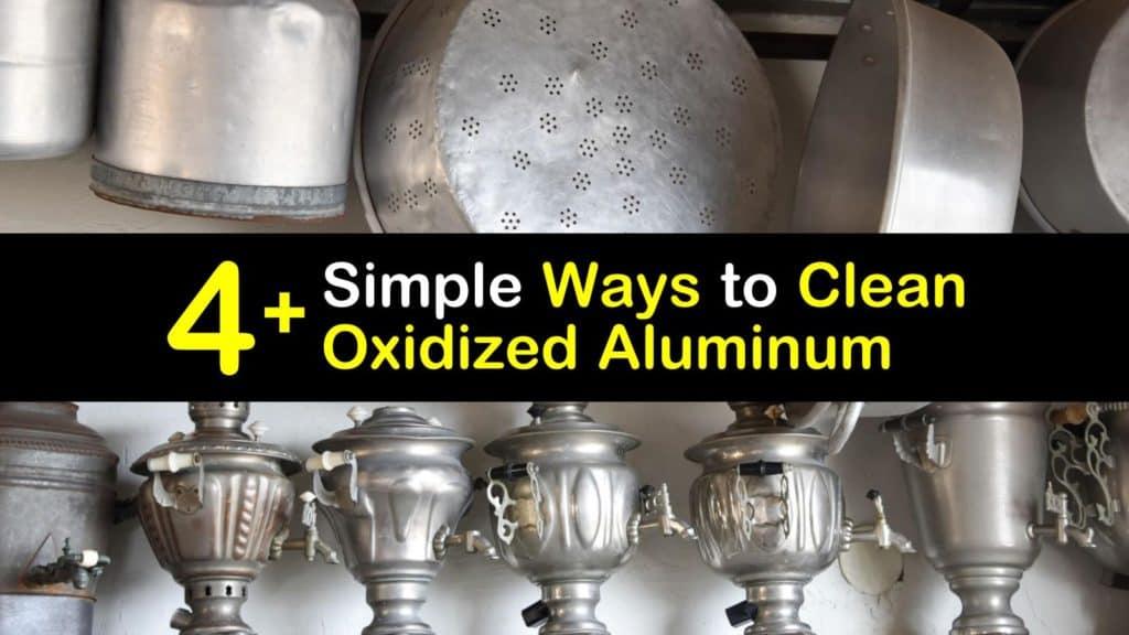How to Clean Oxidized Aluminum titleimg1