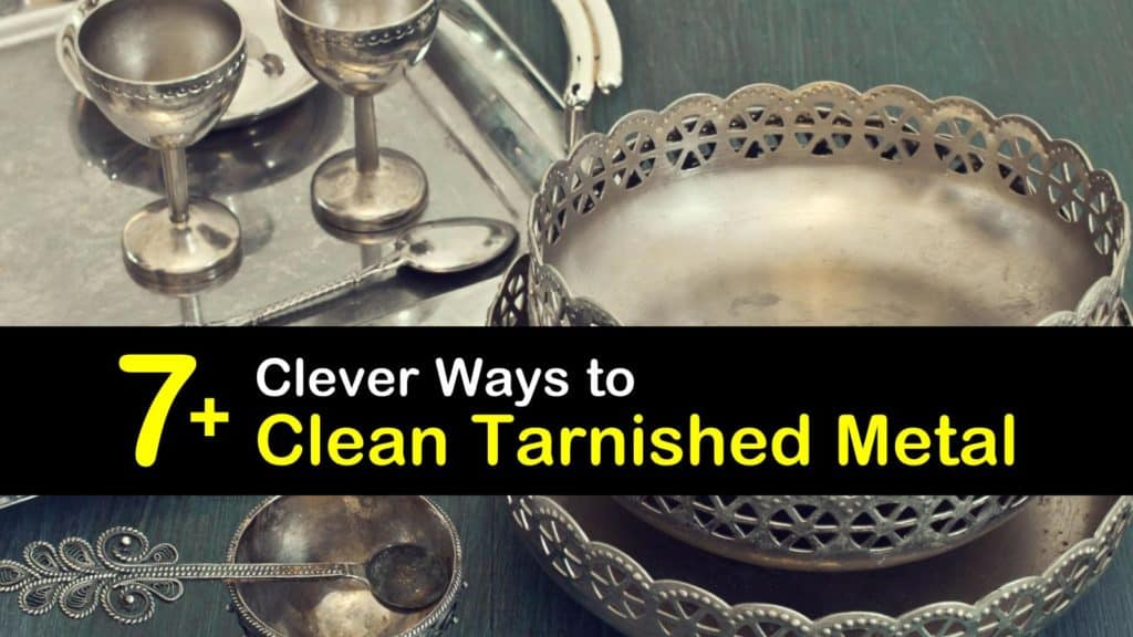 How to Clean Tarnished Metal titleimg1