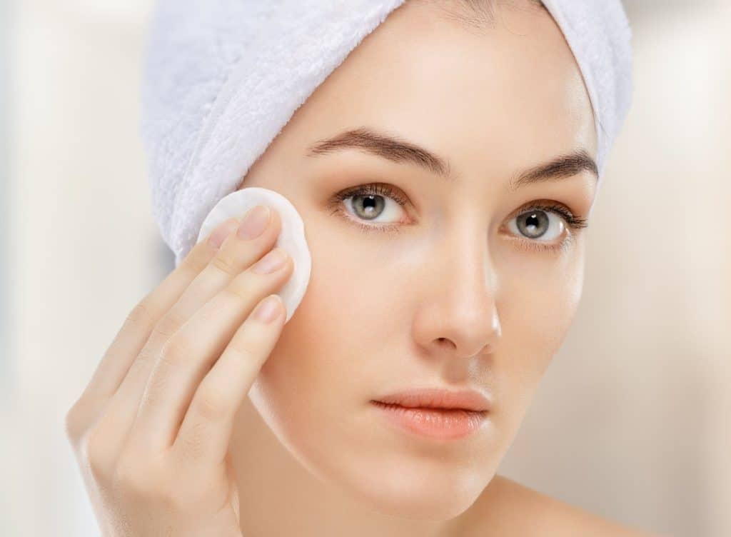 clean your face with epsom salts