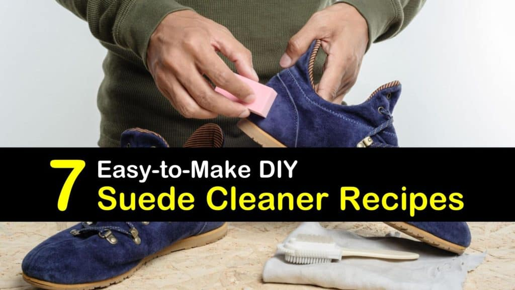 DIY suede cleaner titleimg1