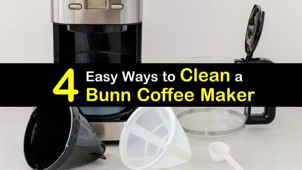 how to clean a bunn coffee maker titleimg1