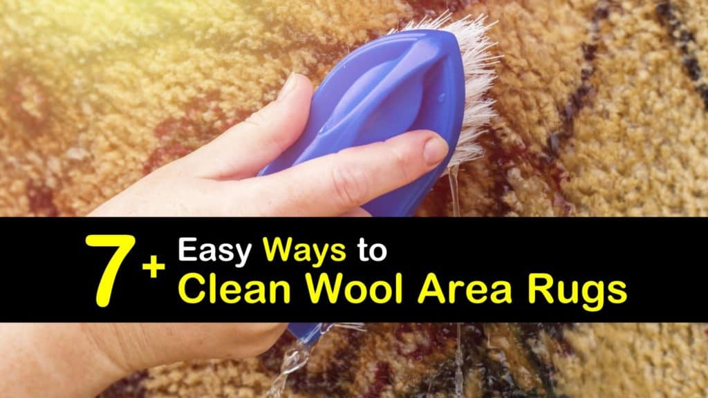 How to Clean a Wool Area Rug titleimg1
