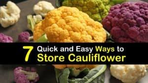 How to Store Cauliflower titleimg1
