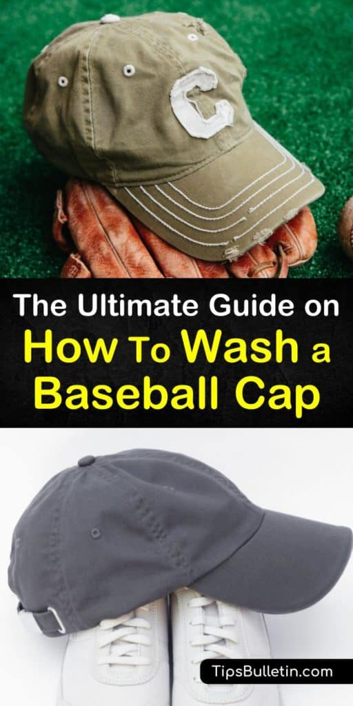 How to wash a baseball cap - including tips on how to clean stickers, preserving color and shaping and care tips. With detailed instructions how to wash your cap in the washing machine without shrinking or losing its shape.#baseballcap #clean #laundry #cap
