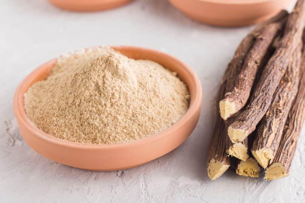 Licorice root is anti-inflammatory.