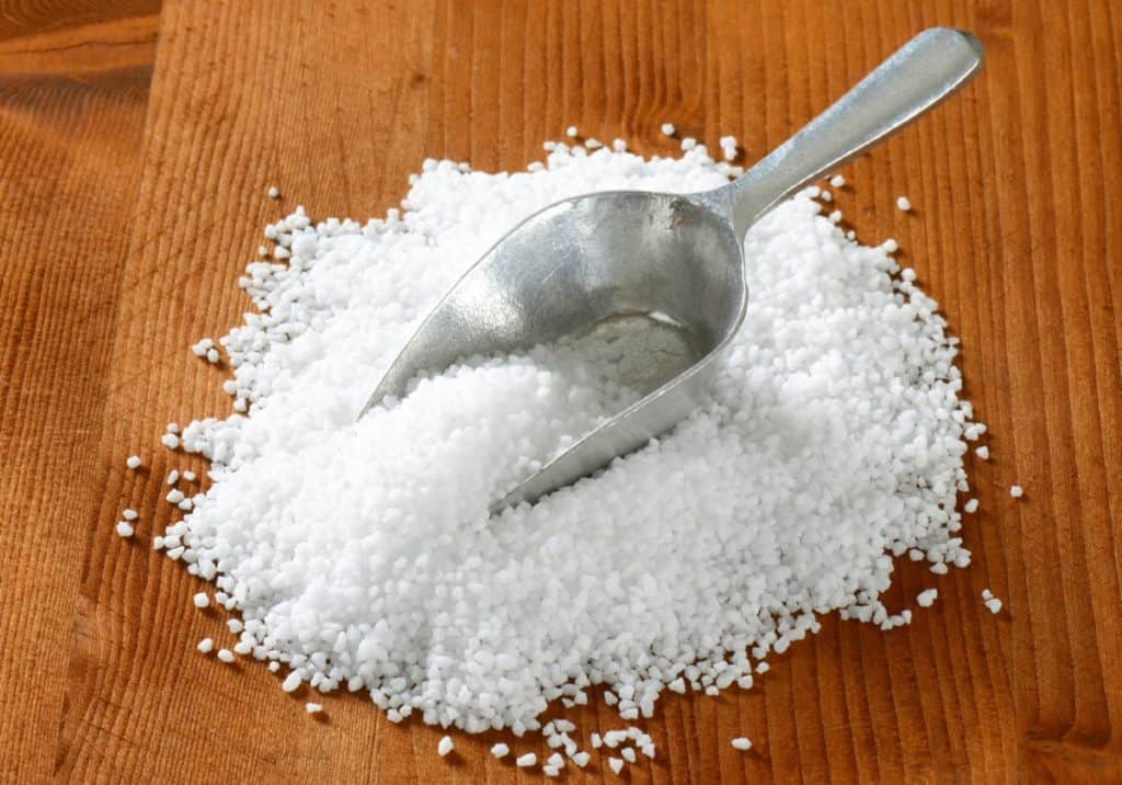 Use sea salt for cold sores.
