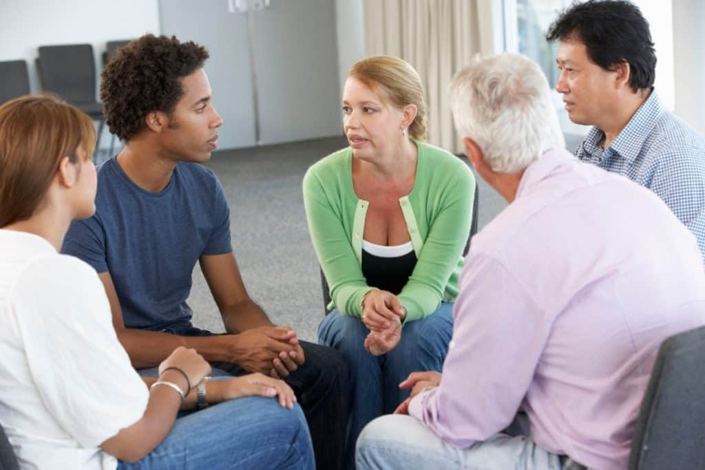 Support groups can be quite beneficial for members.