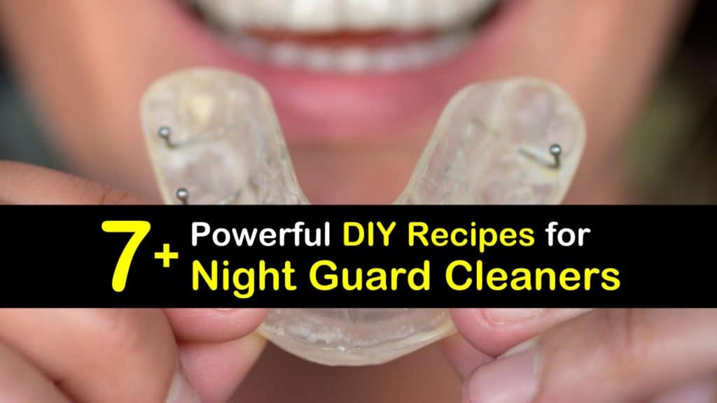 Homemade Night Guard Cleaner titleimg1