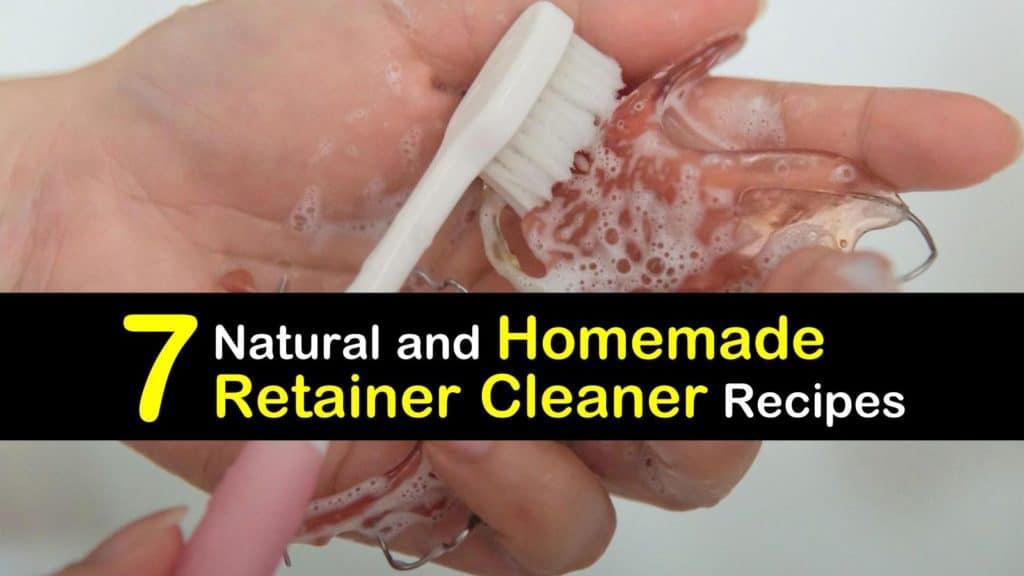 Homemade Retainer Cleaner titleimg1