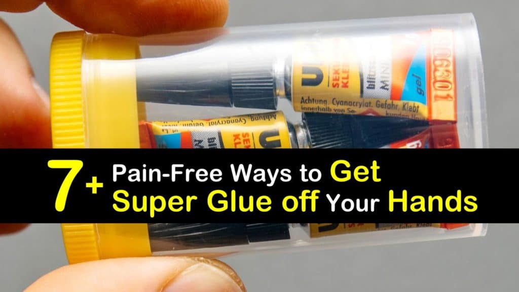 How to Get Super Glue off Your Hands titleimg1