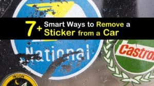 How to Remove a Sticker from a Car titleimg1