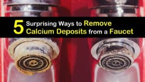 How to Remove Calcium Deposits from a Faucet titleimg1