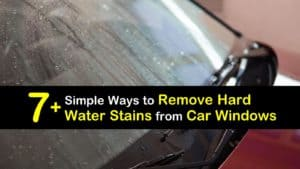 How to Remove Hard Water Stains from Car Windows titleimg1