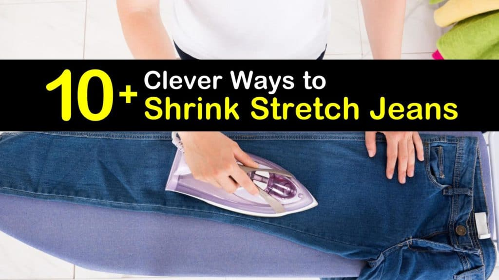 How to Shrink Stretch Jeans titleimg1