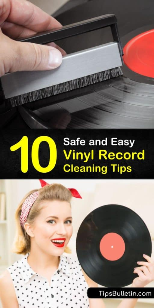 Discover how to clean vinyl records using the right cleaner for the best audio experience. Use an anti-static brush and stylus brush to remove dust and a homemade cleaning fluid with distilled water and isopropyl alcohol. #homemade #vinyl #record #cleaner