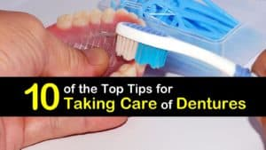 How to Care for Dentures titleimg1
