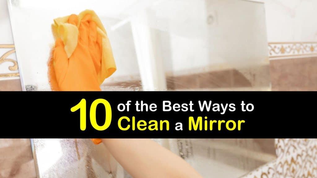 How to Clean a Mirror titleimg1