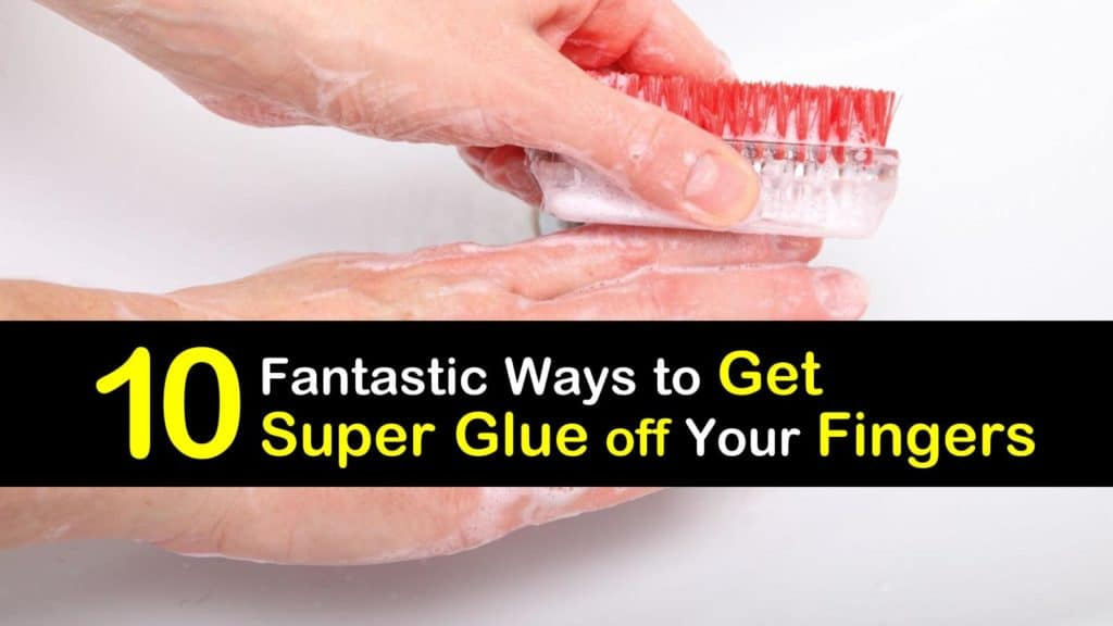 How to Get Super Glue off Your Fingers titleimg1