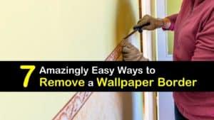 How to Remove a Wallpaper Border titleimg1