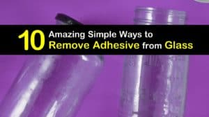 How to Remove Adhesive from Glass titleimg1