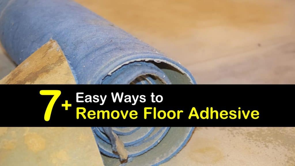 How to Remove Floor Adhesive titleimg1