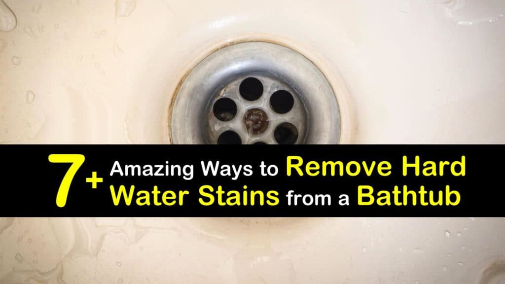 How to Remove Hard Water Stains from a Bathtub titleimg1