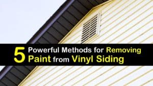 How to Remove Paint from Vinyl Siding titleimg1